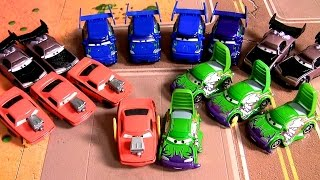 Cars Tuners Complete Diecast Collection Mattel 1:55 Disney Cars with Flames Wingo Snot Rod Boost DJ