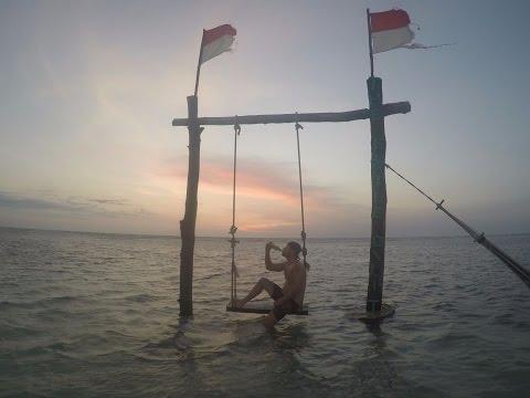 Brocky Breaks Loose - Travelling Bali & Gili islands - Indonesia