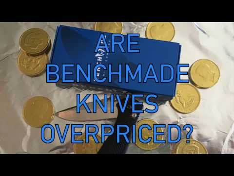 Are Benchmade Knives Overpriced?