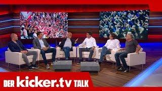 50plus1: Die Diskussion mit Kind - Der Talk - Folge 31 | #kickertalk