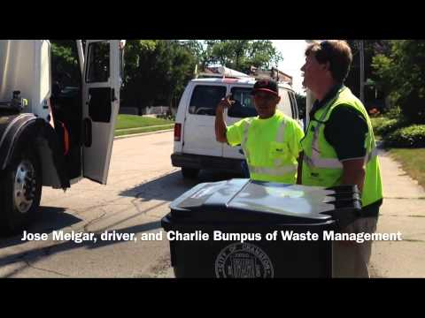 Cranston starts automated trash collection