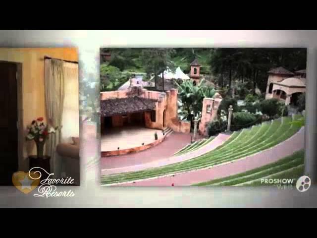 Valle Escondido Resort Golf and Spa - Panama Boquete