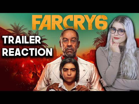 FarCry 6 Official Reveal Trailer Reaction