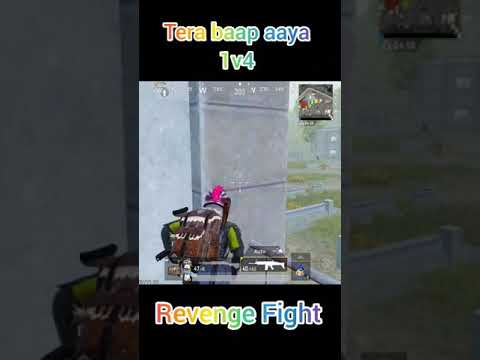Tera Baap Aaya || Revenge Fight || Short video #shortvideo#shortpubgmobile #shorts