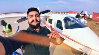 India's First Air Taxi | Chandigarh to Hisar in air taxi
