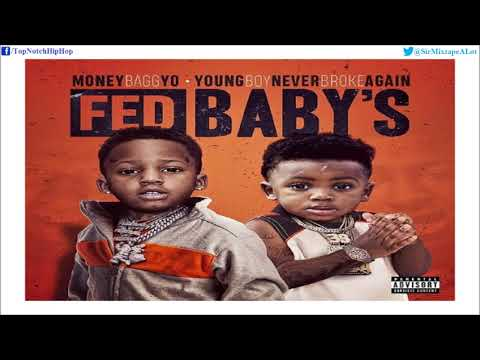 MoneyBagg Yo & NBA YoungBoy - Tampering With Evidence (Fed Baby's)