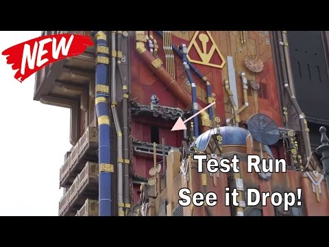 Guardians Tower Update | Ride Testing In Progress | Scrim Is All Gone