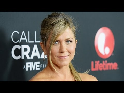 Jen Aniston Reveals Her Over the Top Beauty Secret