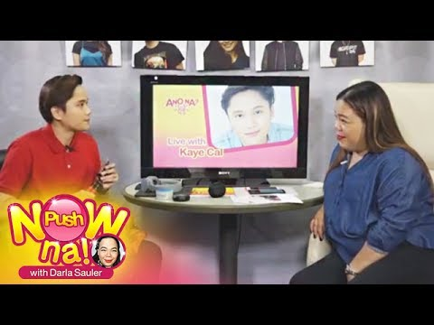 Push Now Na: Kaye Cal confirms receiving an international recording offer