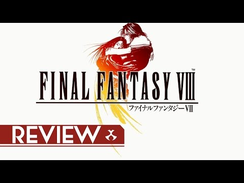 A Controversial Final Fantasy Indeed! - Final Fantasy VIII Review