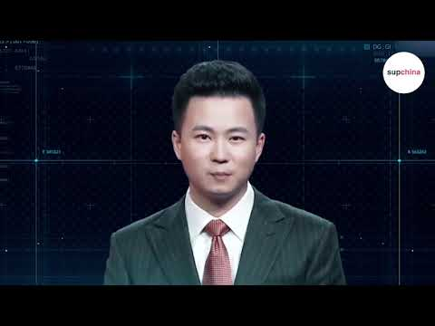China unveils world's first AI broadcasters