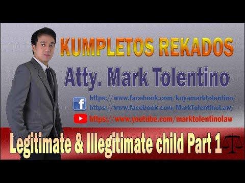 KR: Legitimate & Illegitimate Child Part 1