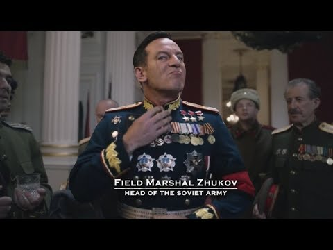 Field Marshal Zhukov Жу́ков