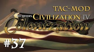 Lets Play Civ 4 Colonization (TAC) #37: Die Schlacht um Jamestown - Nouvelle-France (Deutsch)
