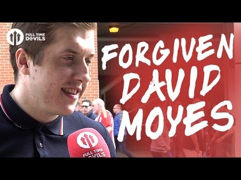 I've Forgiven David Moyes | Sunderland 0-3 Manchester United | FANCAM