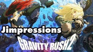 GRAVITY RUSH 2 - Fall Me Twice