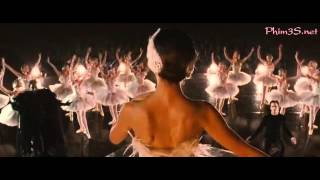 black swan final scene