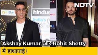 Akshay Kumar और Rohit Shetty में हाथापाई, तो क्यों हो रहा है Munna Badnaam