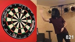 Perfect Leg from 1001! - 17 perfect Darts (176,6 Average)