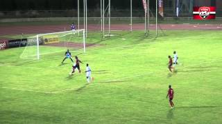 Trinidad and Tobago vs Curacao Caribbean Cup Highlights