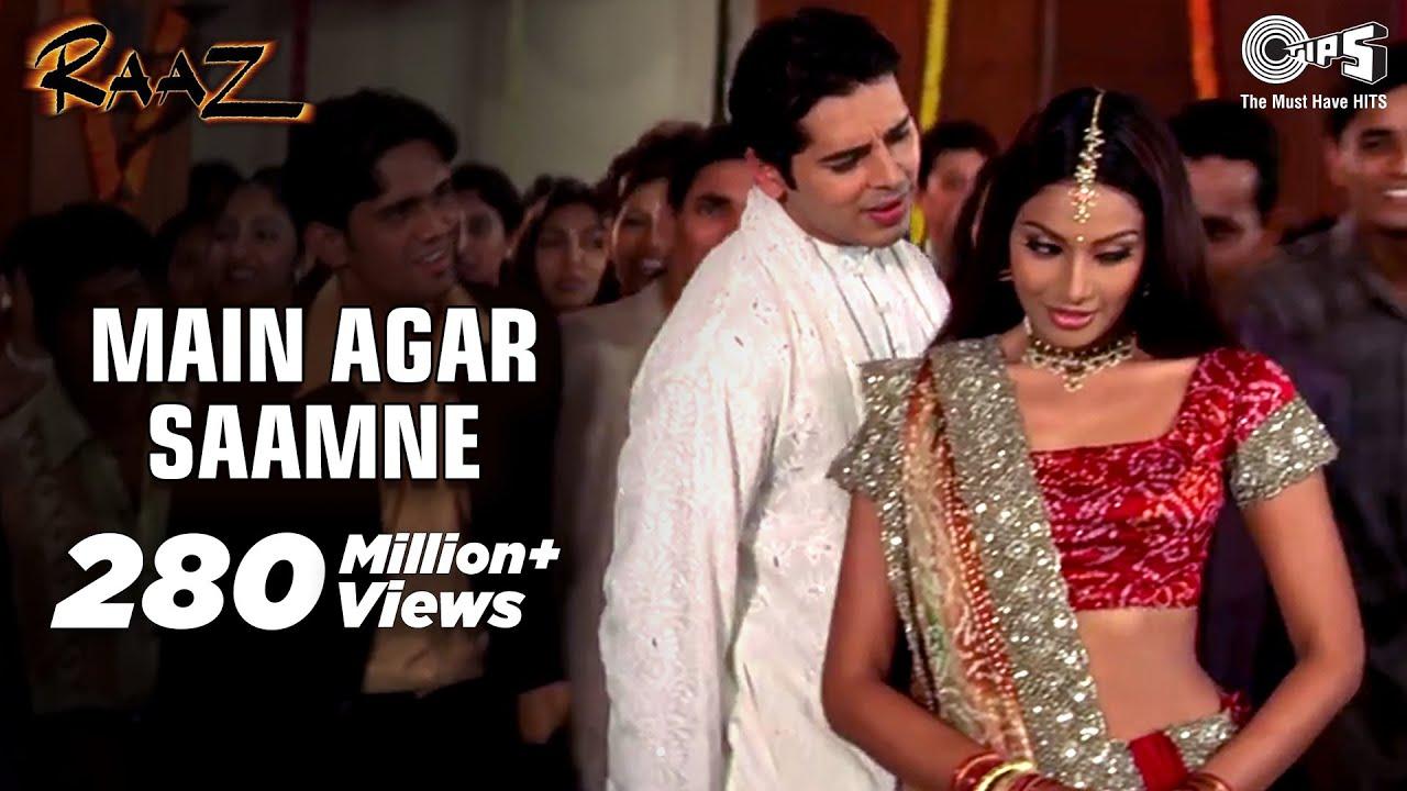 Main Agar Saamne - Raaz | Dino Moreo & Bipasha Basu | Abhijeet & Alka Yagnik