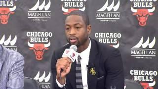 Dwyane Wade: Bulls are