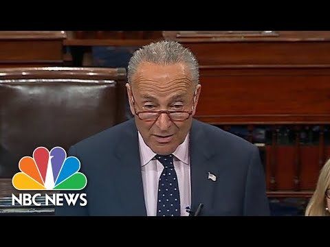 Schumer: 'Impossible For Anyone To Have Confidence' In Acosta After Jeffrey Epstein Deal | NBC News