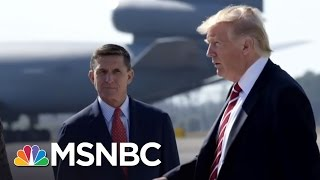 Dworkin's Prediction: Michael Flynn Is Going To Prison | AM Joy | MSNBC