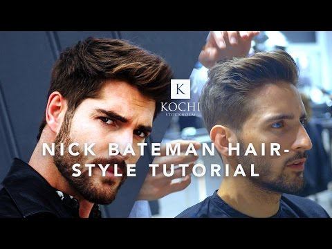 Men´s Hairtrends 2017 | Nick Bateman Hairstyle