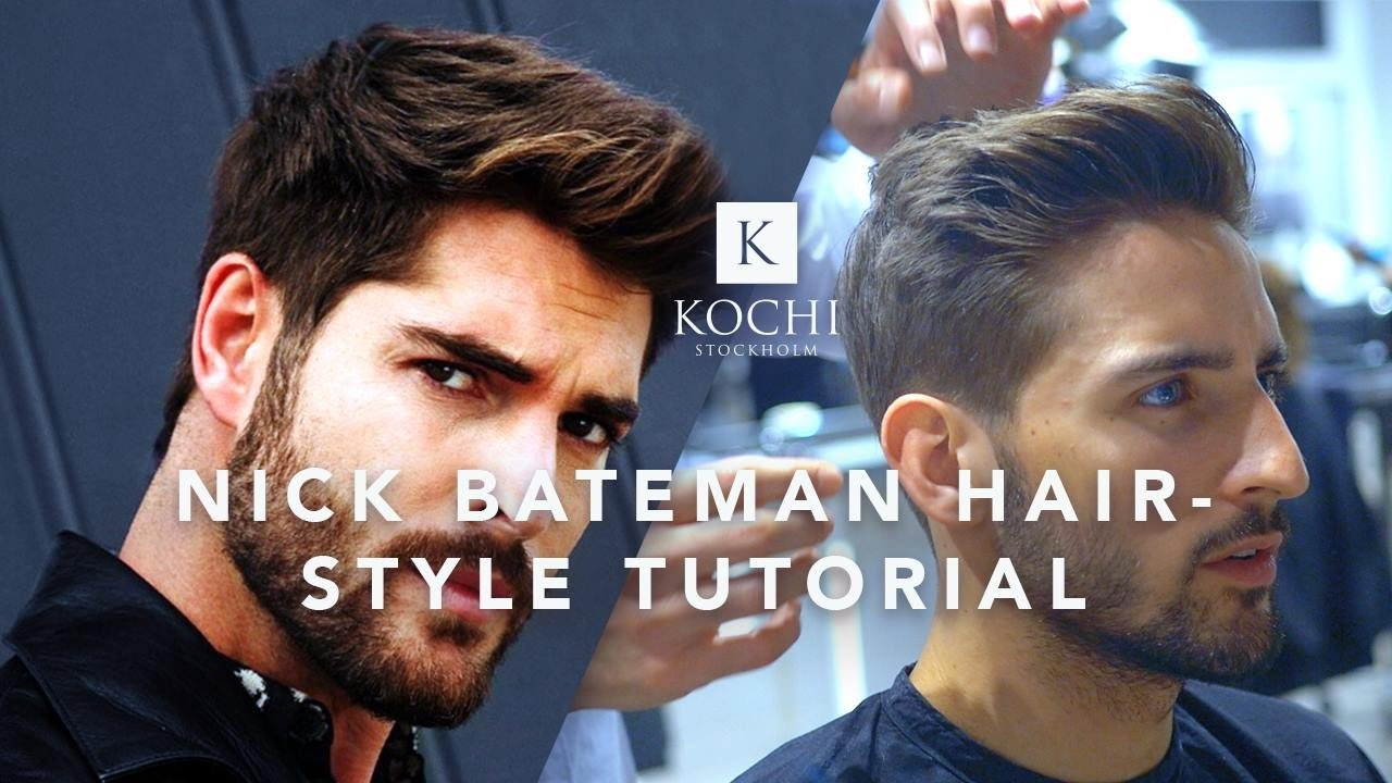 Men 180 S Hairtrends 2017 Nick Bateman Hairstyle Youtube