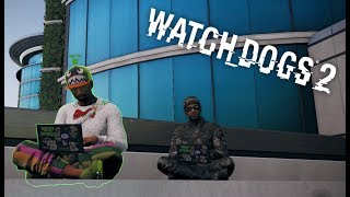 Watch Dogs 2 Funny Moments ft/ JayTtv - OLD TIMES