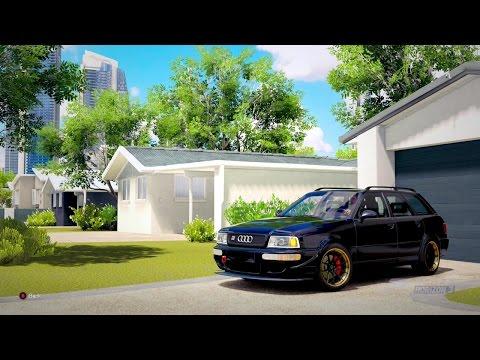 Forza Horizon 3| 1995 AUDI RS 2 AVANT