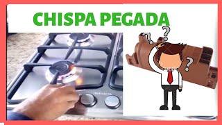 ENCENDIDO ELECTRONICO DE ESTUFA CHISPA PEGADA