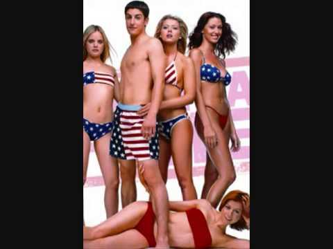 american pie theme