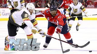 Golden Knights vs. Capitals I NHL Stanley Cup Final Game 4 Highlights I NBC Sports