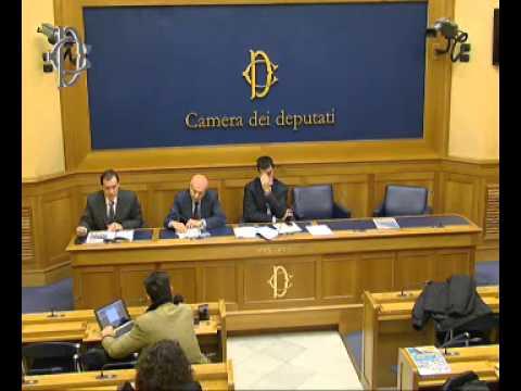 Roma - Conferenza stampa di Ermete Realacci e Paolo Gentiloni (17.12.13)