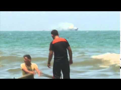 Un navire militaire égyptien attaqué par le groupe Etat islamique