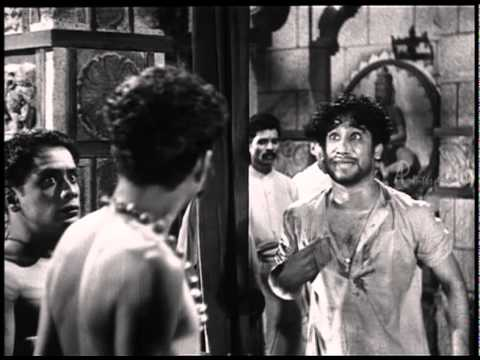 Sivaji Ganesan Dialogues | Parasakthi Tamil Movie | SS Rajendran | SV Sahasranamam