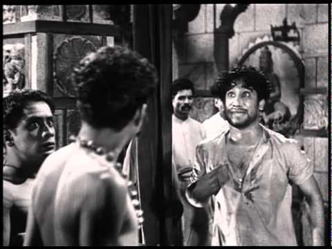 Sivaji Ganesan Dialogues   Parasakthi Tamil Movie   SS Rajendran   SV Sahasranamam