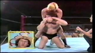 all star 2 wrestling 1980s