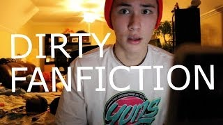 READING DIRTY FANFICTION | Carter Reynolds