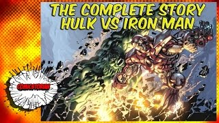 Hulk VS Iron Man (Original Sin Tie In) - The Complete Story