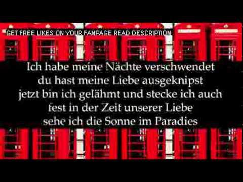 Payphone - Maroon 5 ft. Wiz Khalifa - GERMAN LYRICS - Favorite Star 2012 -