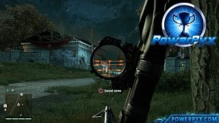 Far Cry 4 - From A Distance Trophy / Achievement Guide