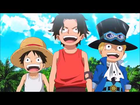 AMV One Piece  Good life GEasy feat Kehlani