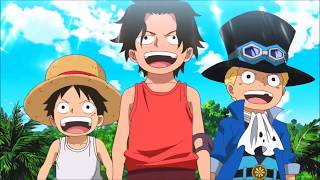 amv one piece   good life g easy feat kehlani