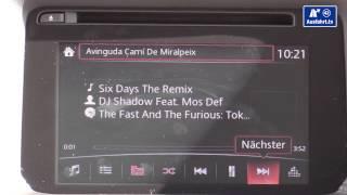 TECH CHECK Mazda MZD Connect Infotainment-System im neuen 2015 Mazda CX 5(, 2015-03-15T06:57:02.000Z)