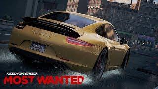 NFS MW Porschecarrera GT vs Razor BMW M3 #5 Sprint