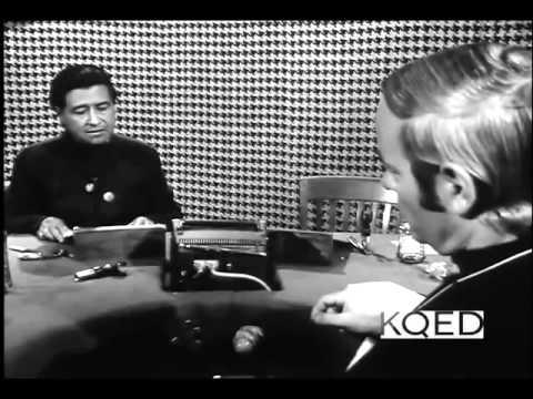 Cesar Chavez Interview