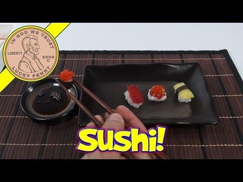 Sushi Candy DIY Japanese Kit - Kracie Happy Kitchen Popin' Cookin'